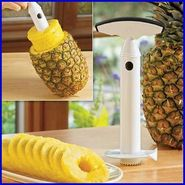 Useful Fruit Pineapple Corer Slicer Peeler Cutter Parer