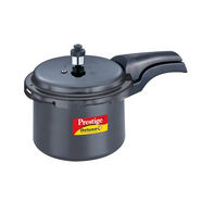 Prestige Deluxe Plus Hard- Anodized Pressure Cooker 3 Ltr (Induction Based)