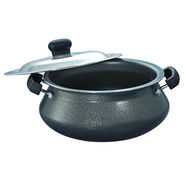 Prestige Non Stick Omega Select Plus Handi Junior 4 Ltr with SS Lid