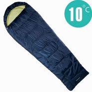 Quechua S10 Blue Hiking Sleeping Bag Size - L