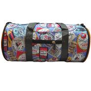 Donex Polyester Multicolor Gym Bag -Rsc01384