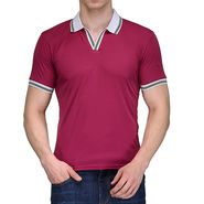 Rico Sordi Polo Tshirt For Men_Rprd - Red