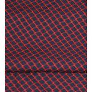 Raymond Cotton Shirt Material For Men_RYMD_SHRT_1014_LS_07 - Red & Black