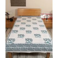 Rajrang  Printed Single Bedsheet -BST01785