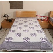 Rajrang  Printed Single Bedsheet -BST01787