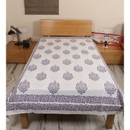 Rajrang  Printed Single Bedsheet -BST01788