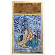 Rajrang Antique Paper Painting-PNA00028