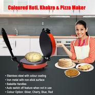 Coloured Roti, Khakra & Pizza Maker