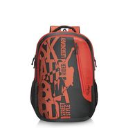 Skybags Red Laptop Backpack_Pixel plus 01 Red