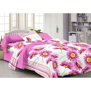Storyathome 100% Cotton Single Bedsheet with 1 Pillow Cover-SP1212