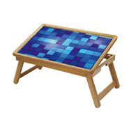 Shopper52 Foldable Wooden Study Table For Kids-STUDY094