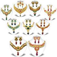 Sanskar 1 Gram Gold Plated Jewellery Collection