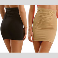 Set of 2 Body Shaping Skirts - New