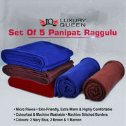 Set of 5 Panipat Raggulu