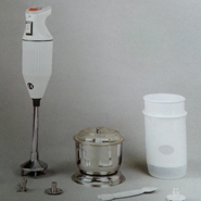 SignoraCare SCHB-C-311 Hand Blender Complete (With Waterproof Motor) - White