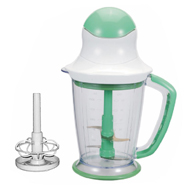 SignoraCare SCCH-2405 Food Chopper - White & Green