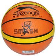 Slazenger Basket Ball Szr-81 Smash - Dark Orange & Yellow