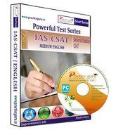 Practice Guru IAS-CSAT (English) - Smart-036