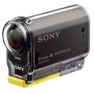 Sony HDR-AS30V Camcorder - Black