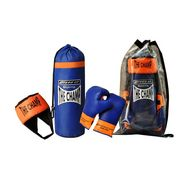 Speed Up The Champ 3pcs Boxing set - Blue