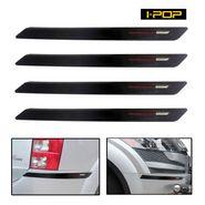 i-pop Force Universal Bumper Scratch Guard / Protector - Black