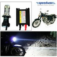 Speedwav Bike HID Headlight Conversion Kit 6000K - Bullet Electra Delux