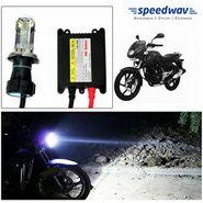 Speedwav Bike HID Headlight Conversion Kit 6000K - Bajaj Pulsar 150 Type 3