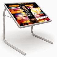Shoper52 Designer Portable Adjustable Dinner Cum Laptop Tray Table-TABLE008