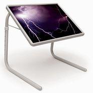 Shoper52 Designer Portable Adjustable Dinner Cum Laptop Tray Table-TABLE060
