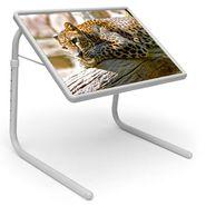 Shoper52 Designer Portable Adjustable Dinner Cum Laptop Tray Table-TABLE074