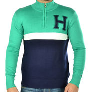 Osai Full Sleeves Sweater_Tgh02 - Green