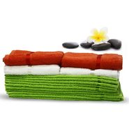 Story@Home 14 Pcs Premium Towel Combo 100% Cotton-Multicolor-TW12_05M-01M-03S
