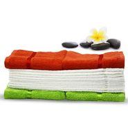 Story@Home 14 Pcs Premium Towel Combo 100% Cotton-Multicolor-TW12_05M-01S-03M