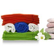 Story@Home 24 Pcs Premium Towel Combo 100% Cotton-Multicolor-TW12_05S-01M-03S-04M