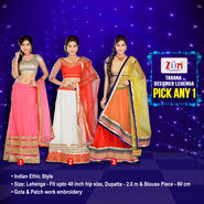Tarana Designer Lehenga - Pick Any 1