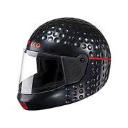 Studds - Full Face Helmet - Golf Eco (Black) [Large - 58 cms]