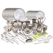 Klassic Vimal 163 Pcs Stainless Steel Dinner Set