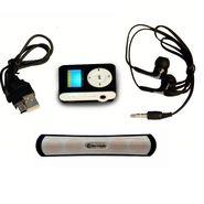 Vizio MP3 Player (Black) with Free Bluetooth speaker