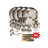 Set of 24 Vox Stainless Steel Dinner Set KP-SS1109