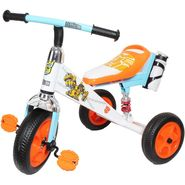 Kids Tricycle with Shockers - White