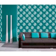 meSleep Floral Water Active Wall Paper 40 x 120 Inches-WPWA-03-22