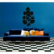 Ganesha Decorative Wall Sticker-WS-08-014