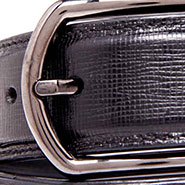 Walletsnbags Leather Belt - Black_B 50-BLK