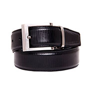 Walletsnbags Leather Belt - Black_B 51-BLK