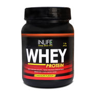 INLIFE Whey Protein 1 Lb (454g) Chocolate Flavor