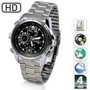 Being Trendy HD Wrist Watch Camera