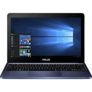 Asus X205TA-FD0077TS 90NL0734-M07750 Intel Atom Quad Core - (2 GB DDR3/32 GB EMMC HDD/Windows 10) Netbook(11.6 inch, Dark Blue)