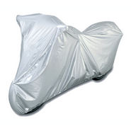 Bike Cover for Bajaj CT - 100 - Silver