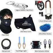 Combo Of Bike Accessories - Indi-1