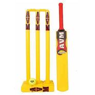 AVM Splash Plastic Cricket Kit - Size 5